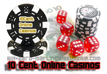 ONLINE CASINOS AB 10 CENT