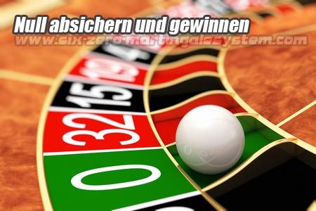 im online casino die null absichern